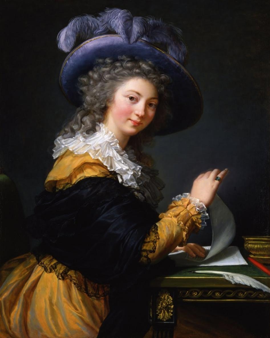 Obra de Élisabeth Louise Vigée Le Brun 6