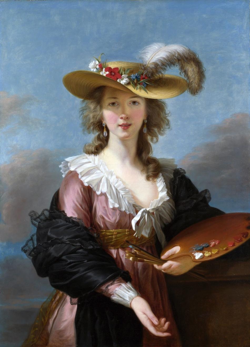 Obra de Élisabeth Louise Vigée Le Brun