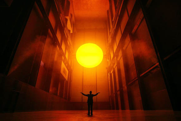 Olafur Eliasson with 1648