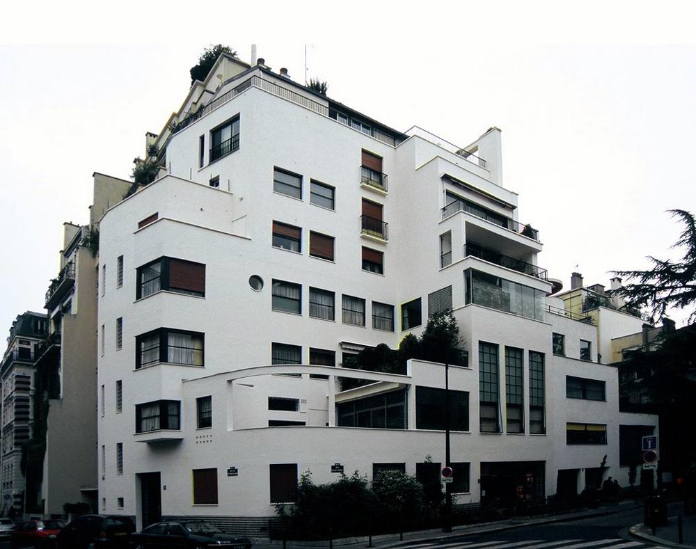 apartamentos mallet stevens