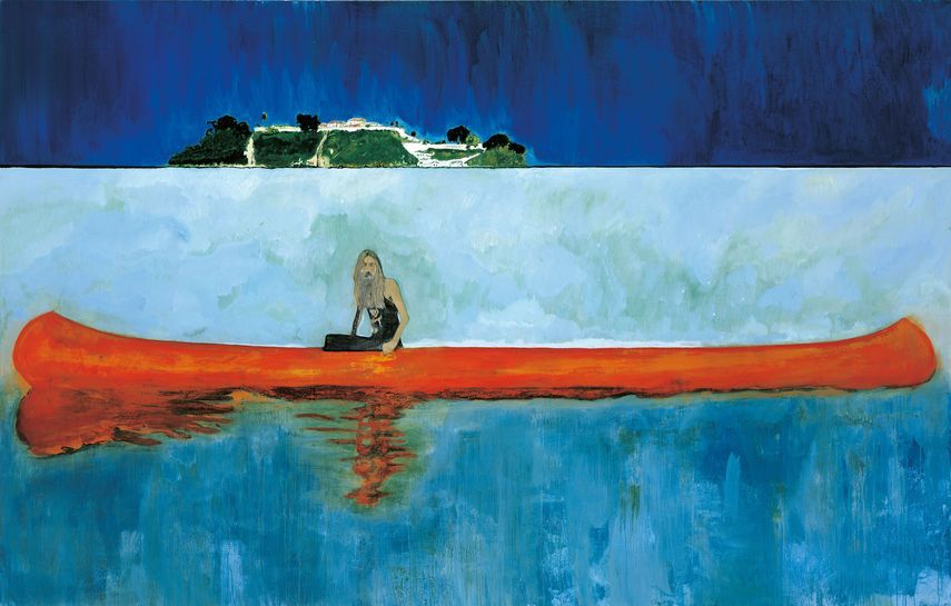 Peter-Doig-100-Years-Ago-2001-via-peterdoig.mbam .qc-ca