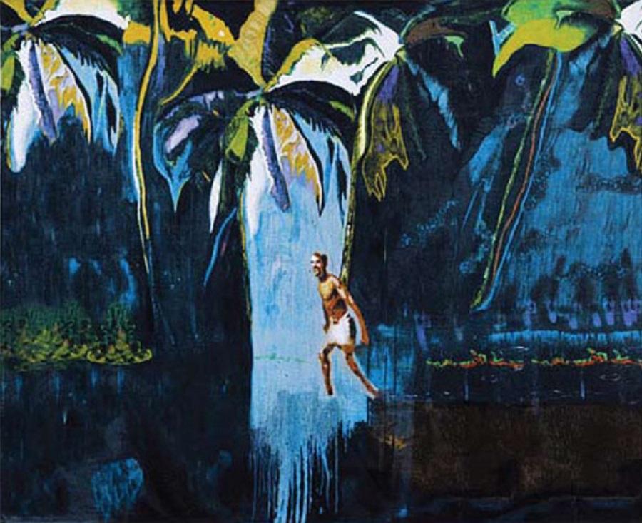 Peter Doig- Pelican