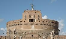 Castel SantAngelo  Mausoleo di Andriano
