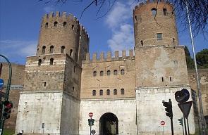 Porta san Sebastiano 1973