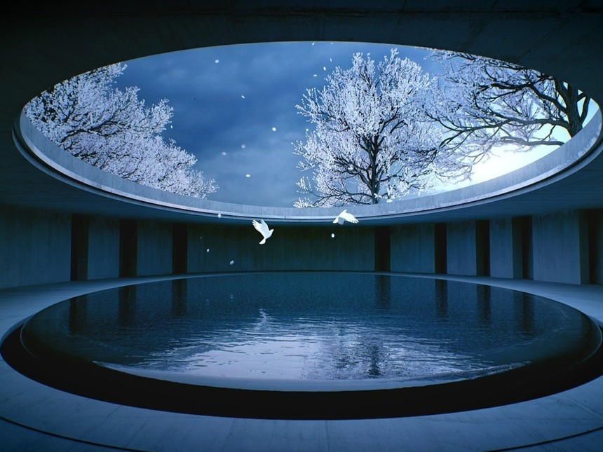 Tadao-Ando-The-Oval-by-Niko-Poljansek