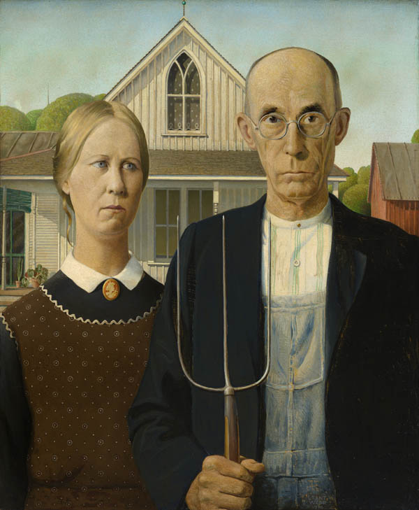 large American Gothic