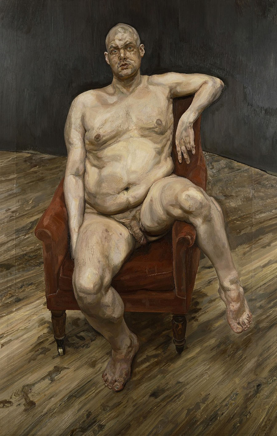 lucian freud maler seine 105 leigh bowery  seated 20120221092011