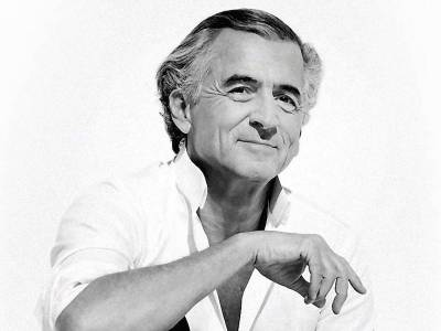 Interview with Bernard Henri-Levy