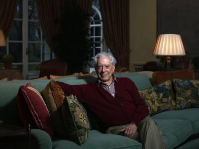 Interview with Mario Vargas Llosa