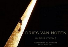 Dries Van Noten. Inspirations. Paris.