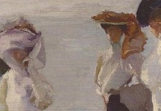 Sorolla and the United States.