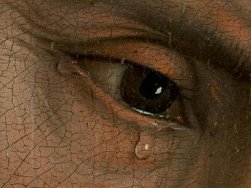 Tears in Van der Weyden's Deposition of Christ