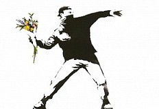 Banksy: From the Backstreets to a Roman Palace