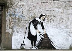 Banksy: biografía, vídeos y mejores obras