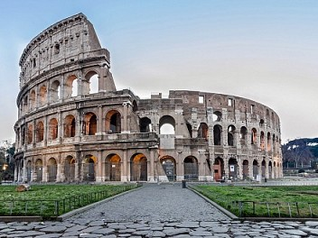 The Colosseum: Machine of Roman power