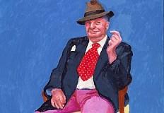 David Hockney y la comedia humana