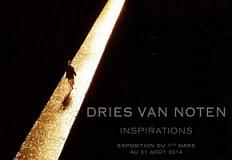 Dries Van Noten. Inspirations. Paris.