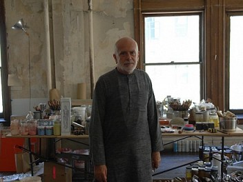 Interview with Francesco Clemente
