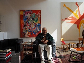 Interview with Frank Stella