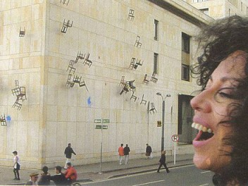 Doris Salcedo: Art as a Scar
