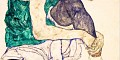 Egon Schiele, beauty and the chasm between