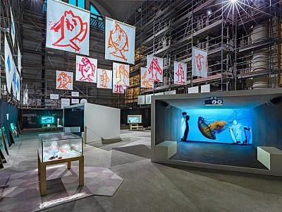 Un centro de arte, océanos y ciencia en una iglesia veneciana