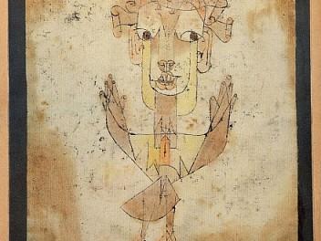 Paul Klee -Angelus Novus- Walter Benjamin