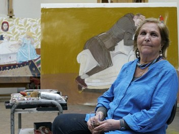 Interview with Paula Rego