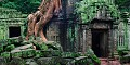 """Angkor: Naturaleza y Misticismo. Borja de Madariaga."