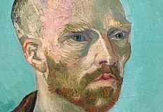 Van Gogh, painting from hell