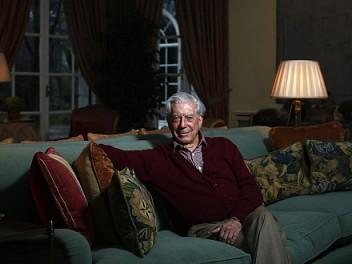 Interview with Mario Vargas Llosa