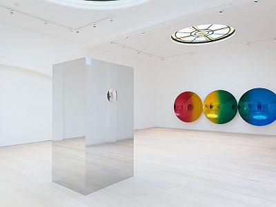 Anish Kapoor estrena la renovada Pitzhanger Manor & Gallery de Londres