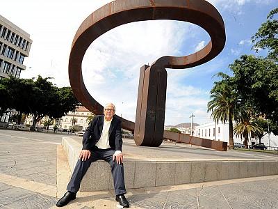 Muere el escultor Martín Chirino, figura clave del arte del siglo XX