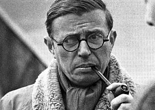Jean-Paul Sartre. Existir es elegir