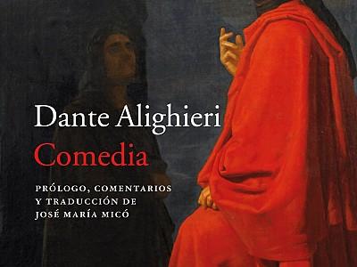 """José Mª Micó recupera la esencia de la """"Comedia"""" de Dante Alighieri"""