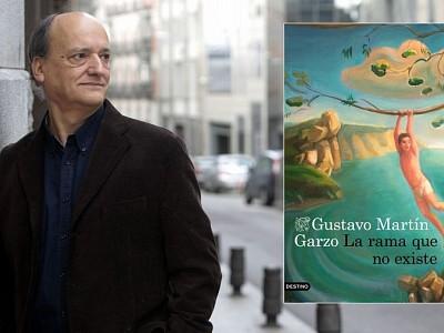 """""""La rama que no existe"""". Gustavo Martín Garzo nos habla del amor, la soledad y el arte"""