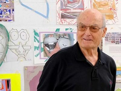"""""""Memorándum"""". Luis Gordillo desvela los mecanismos de su arte en una gran retrospectiva"""