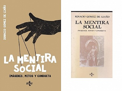 """""""La mentira social"""", diseccionada por Ignacio Gómez de Liaño"""