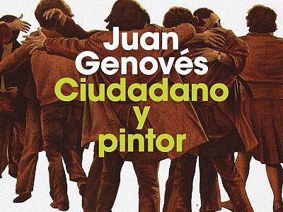 """Juan Genovés revive en una biografía que le reivindica como """"obrero de su oficio"""""""