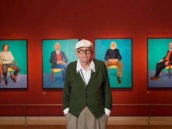David Hockney: Biografía, obras y exposiciones