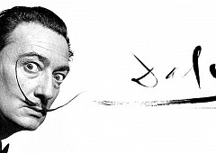 Salvador Dali: Biography, Works and Exhibitions
