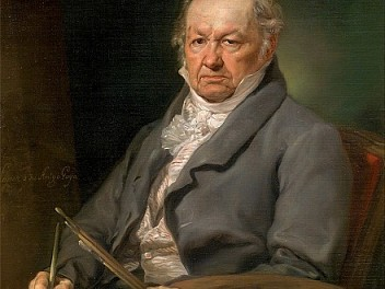 Francisco de Goya. Biography, works and exhibitions