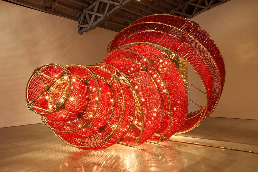 Ai Weiwei-Descending Light