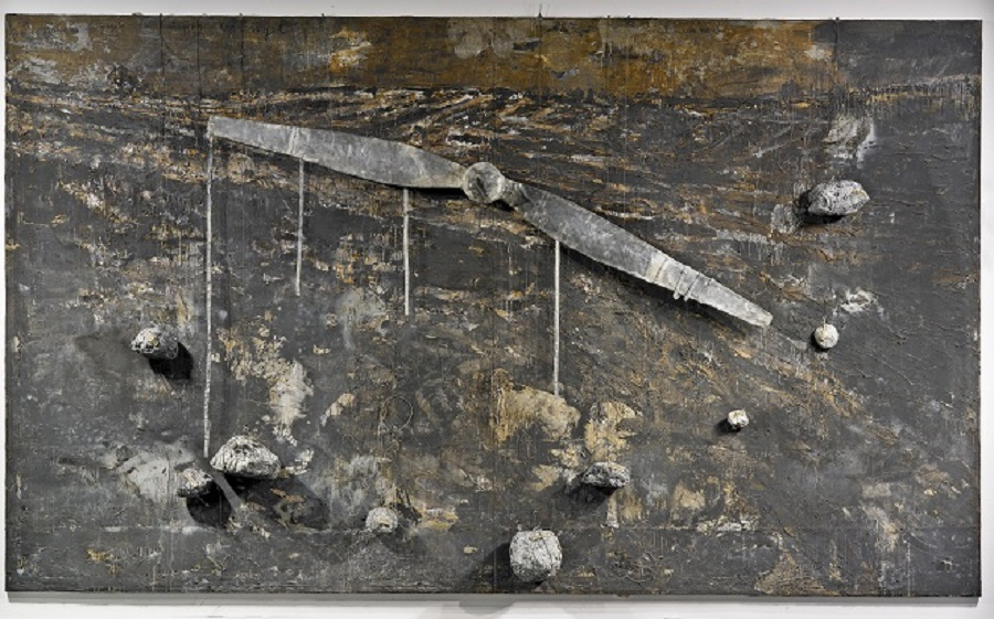 Anselm Kiefer.-El ordennde los angeles