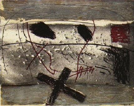 Antoni Tàpies Biografía Obras Y Exposiciones