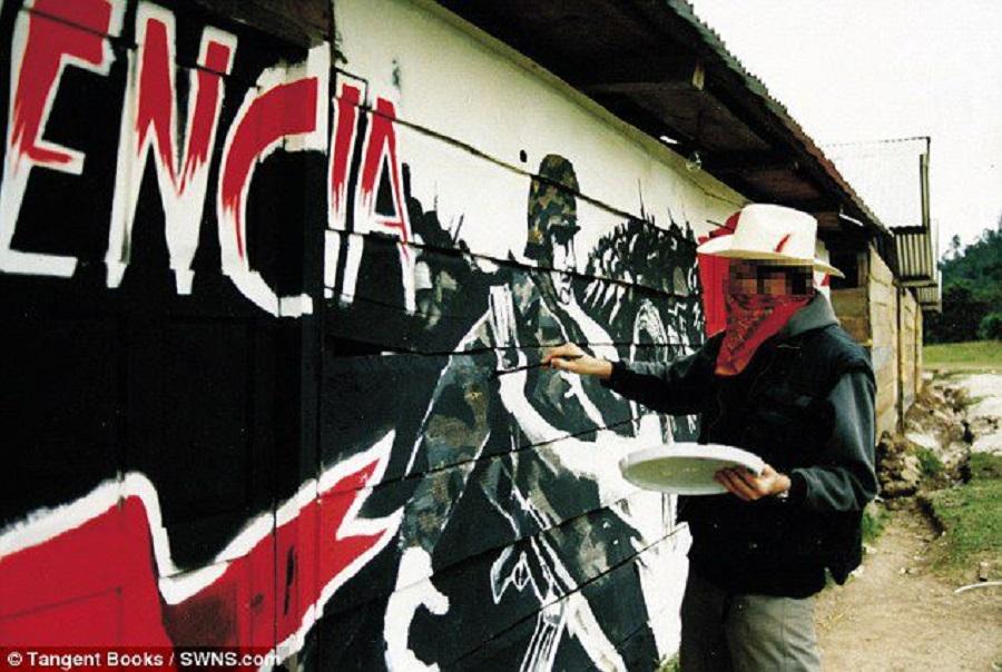Banksy en Mejico