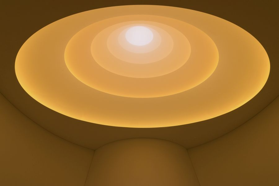 james turrell obras theredlist