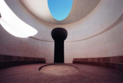 James Turrell Obras roden crater