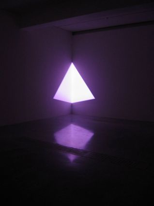 James Turrell obras Projections