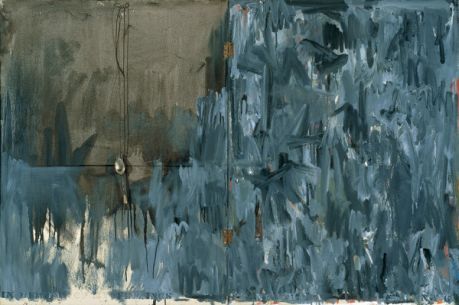 Jasper Johns In memory of my feelings